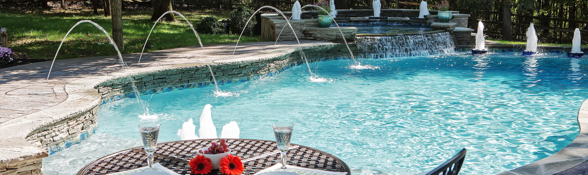 Seasonal Pool Cleaning Service New Jersey